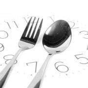 زمان غذا خوردن برای کاهش وزن