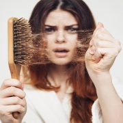 کاهش وزن و ریزش مو