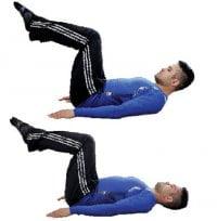 ورزش لاغری موضعی شکم و پهلو