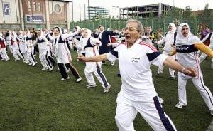 فواید ورزش برای سلامتی