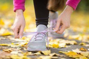 تجربه لاغری با پیاده روی
