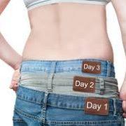 رژیم لاغری در یک ماه(هفته دوم)