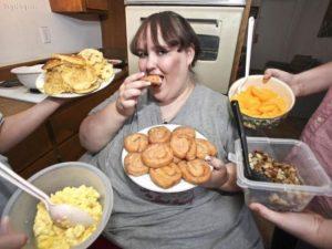 مقصر اصلی چاقی و اضافه وزن چیست ؟