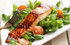 Alkaline diet for slimming and treatment of fatty liver grade 4