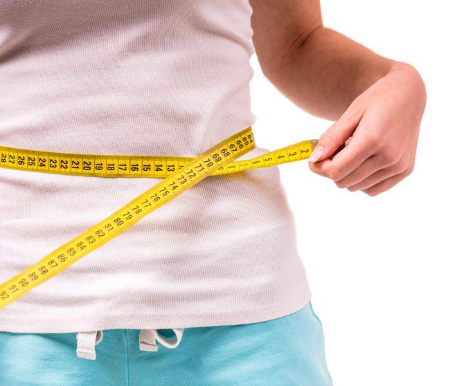 رژیم لاغری برای وزن 75 کیلو