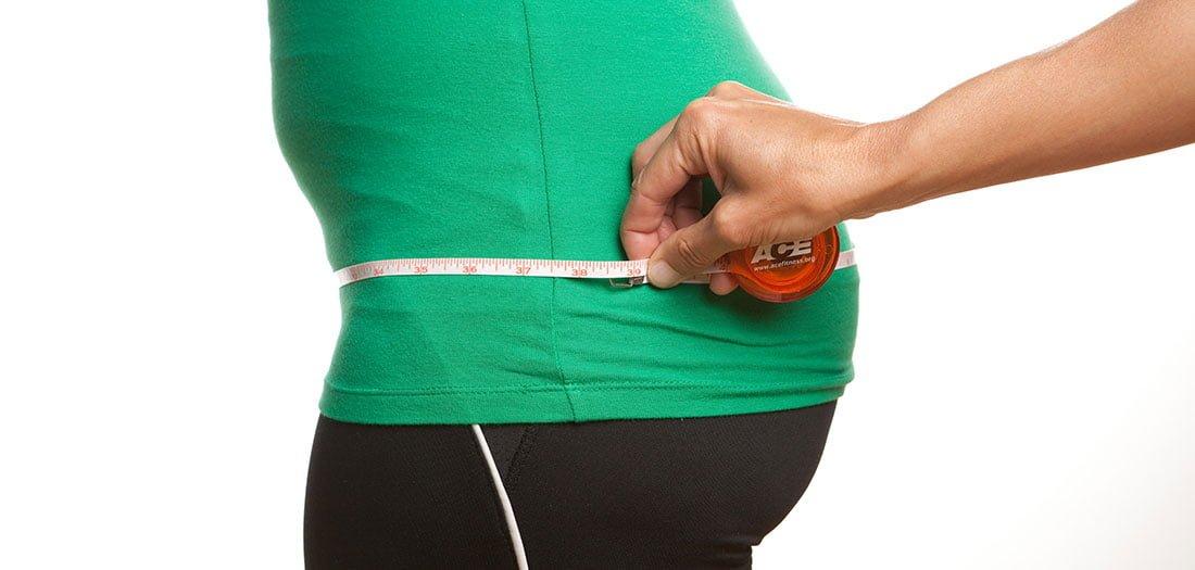 کاهش ۱۵ کیلو در یک ماه