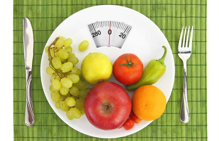 رژيم لاغری برای وزن ۱۰۰ کیلو