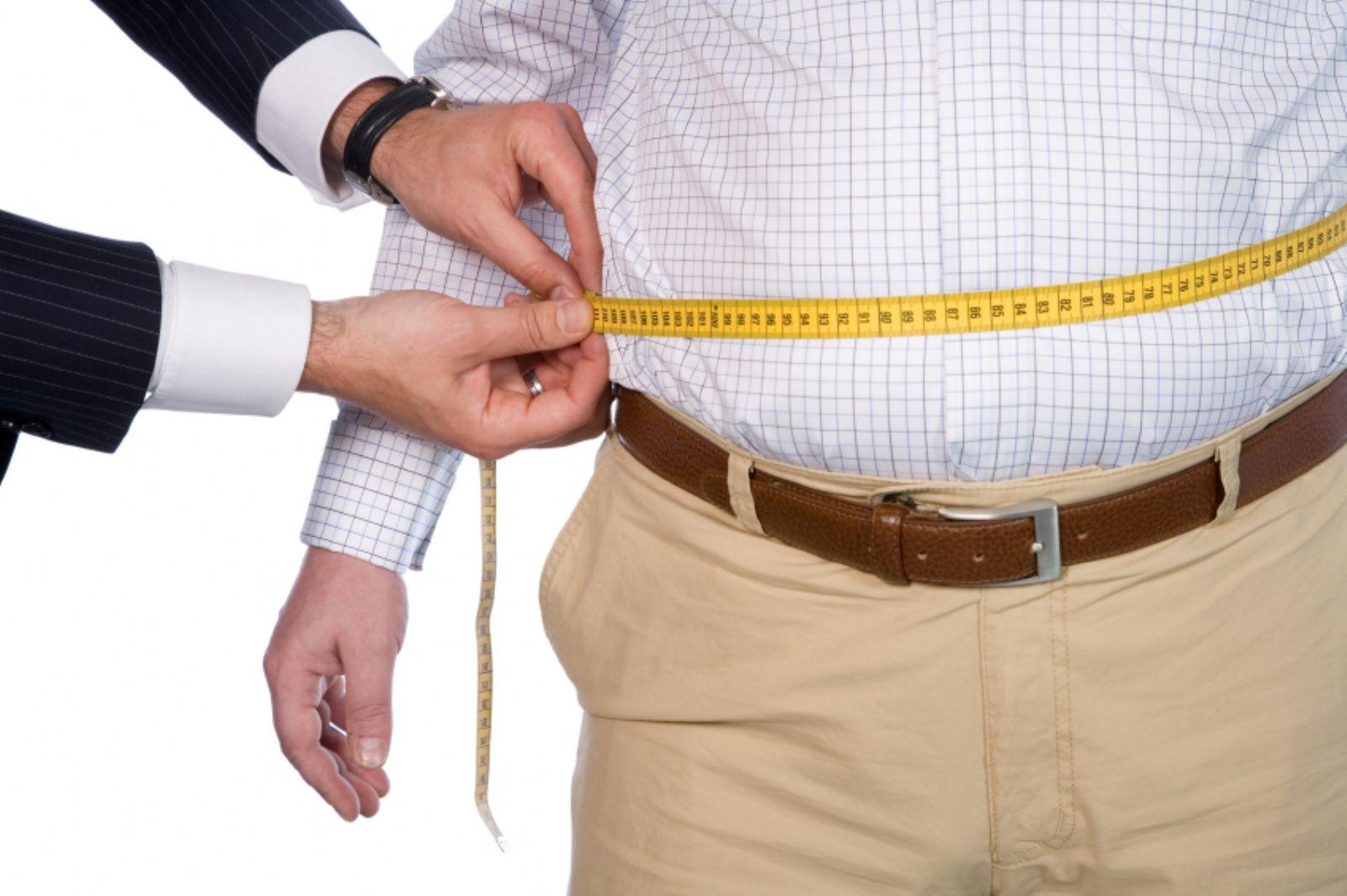 چاقی یا لاغری