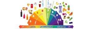 برنامه رژیم غذایی آلکالین یا قلیایی