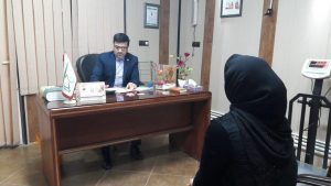 Good nutrition counseling in Tehran
