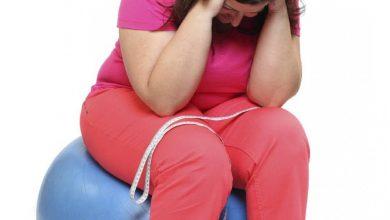 غذا نمیخورم ولی چاق میشم