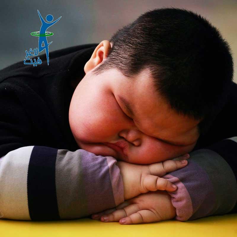 رژیم غذایی برای بچه های چاق