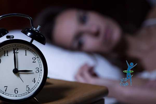 دیر خوابیدن به ابتلا به بیماری کبد چرب