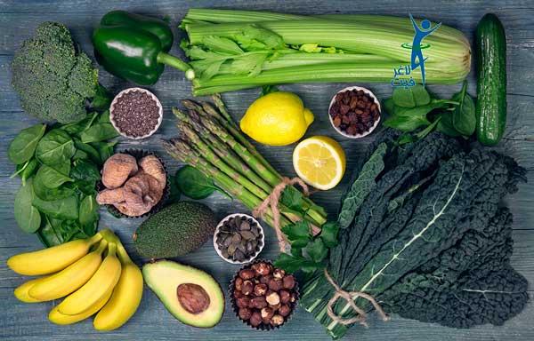 لیست غذاهای قلیایی